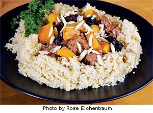 Cinnamon and Orange Blossom Seders