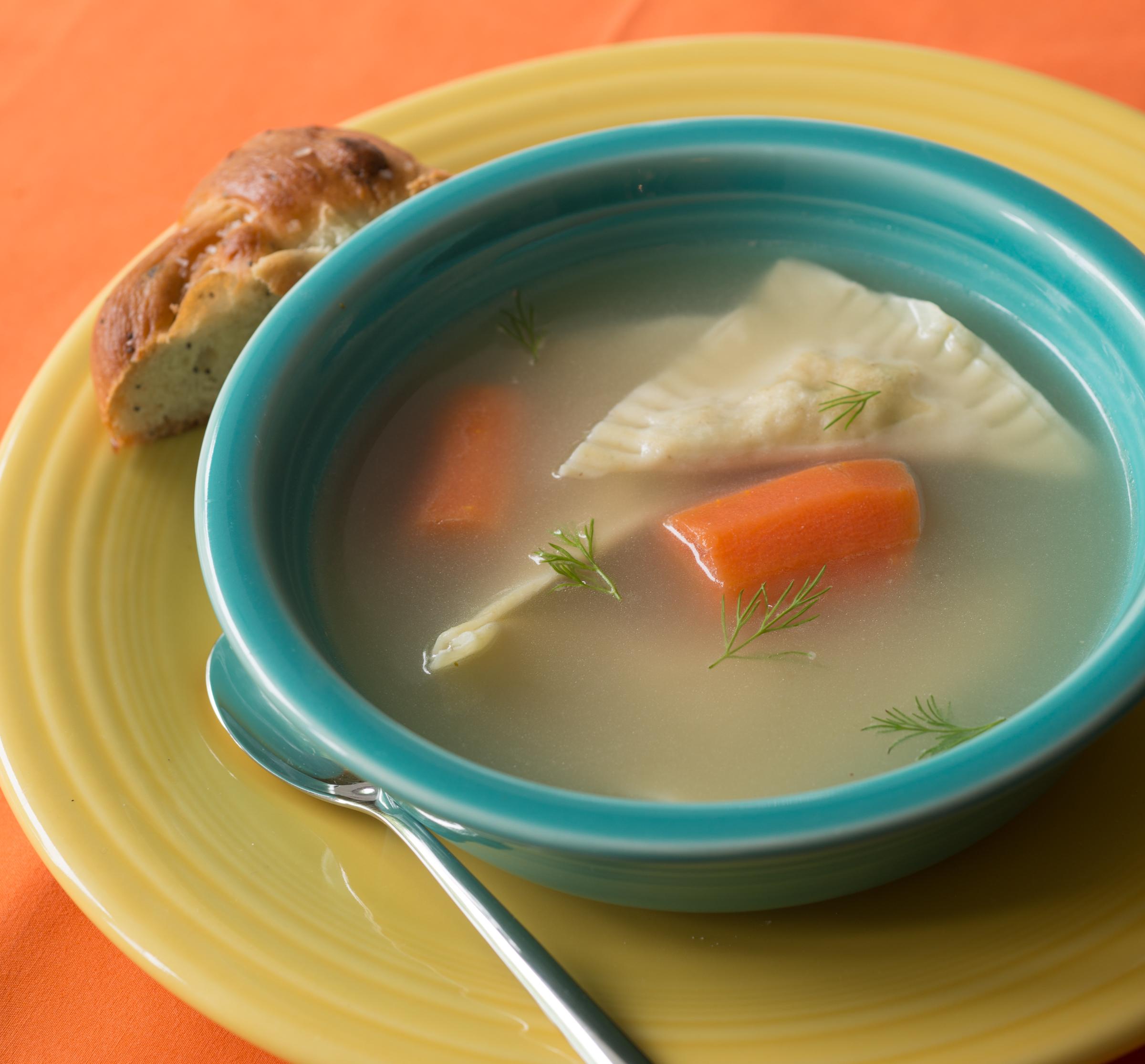 Kreplach Recipe | How to make kreplach