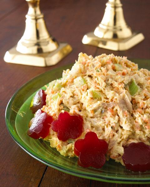 Tina S Not So Basic Chicken Salad Tina Wasserman
