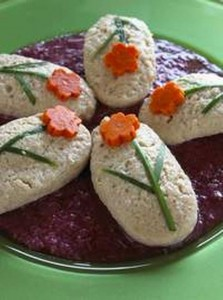 Gefilte Fish Mold