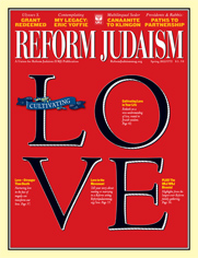 Reform Judaism magazine